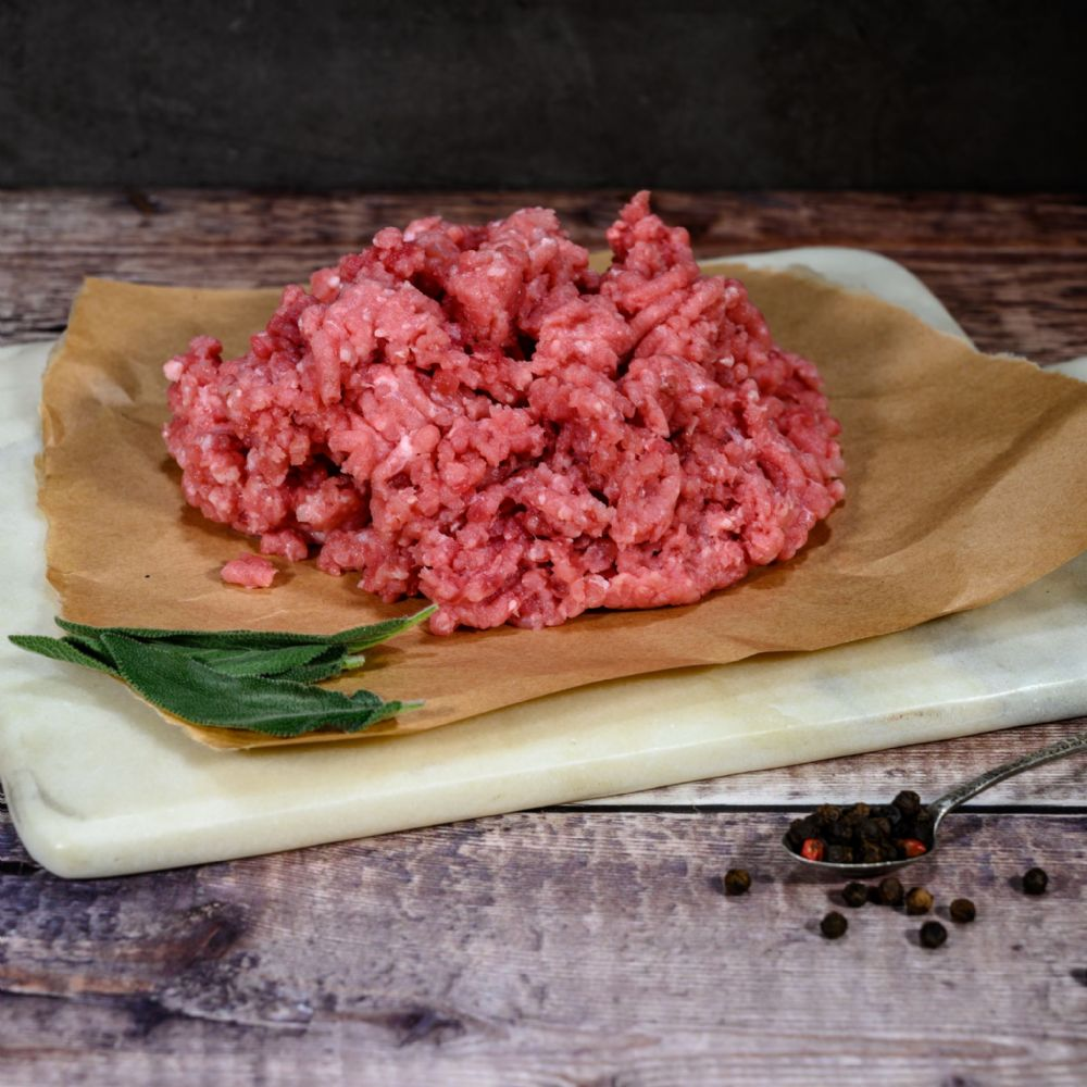 Organic Minced Pork